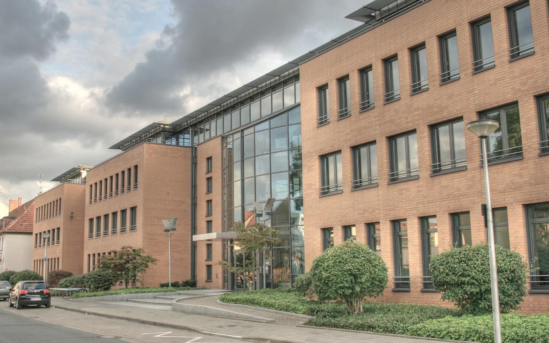 Verwaltungsgebäude Kreissparkasse   JUNG - Architekturbüro, Innenarchitekturbüro Hildesheim