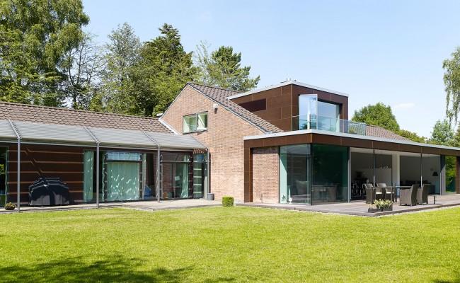 umbau einer villa in hildesheim jung architekturb ro. Black Bedroom Furniture Sets. Home Design Ideas