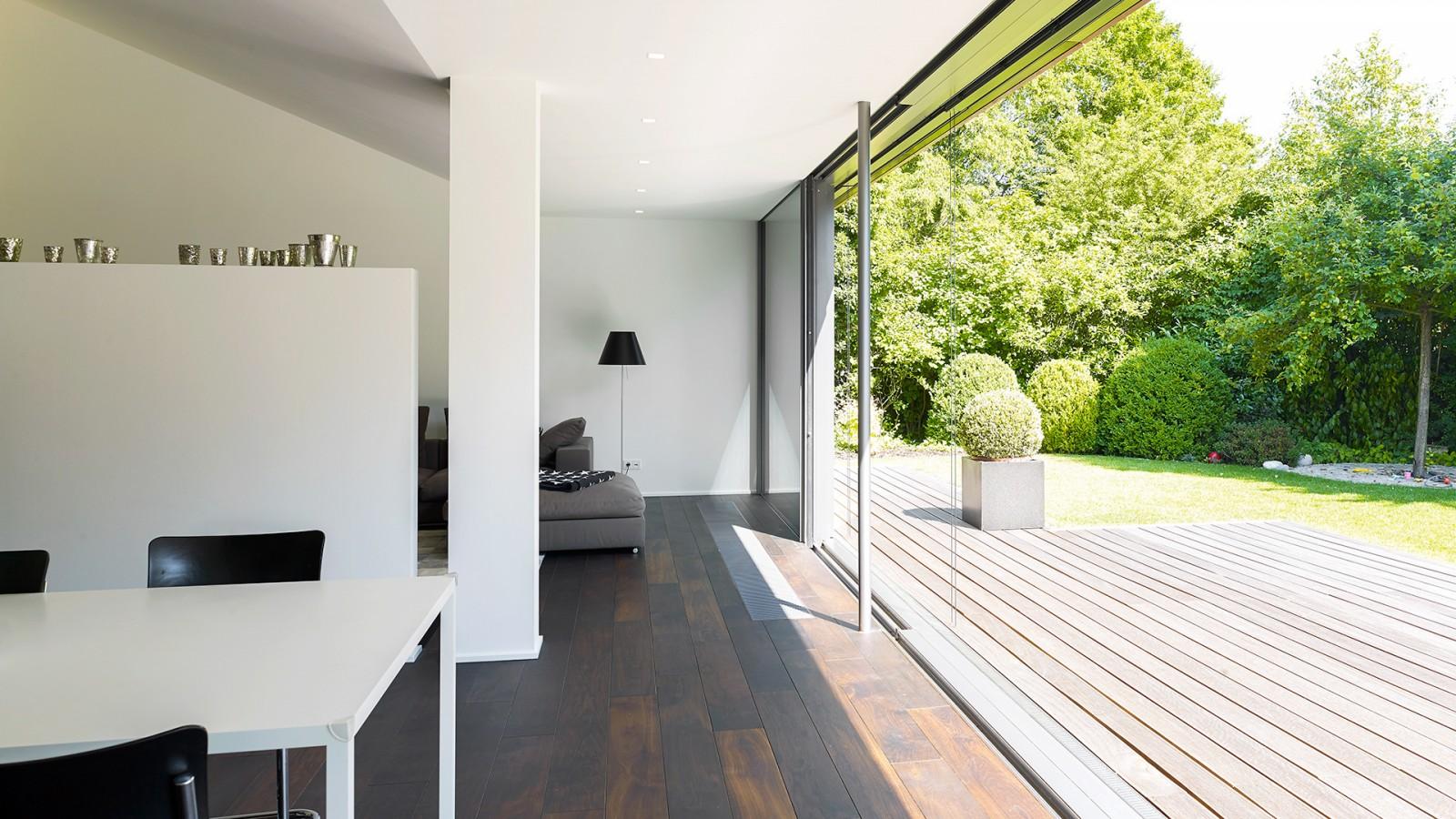Architekten Hannover anbau und sanierung eines einfamilienhauses in hannover jung