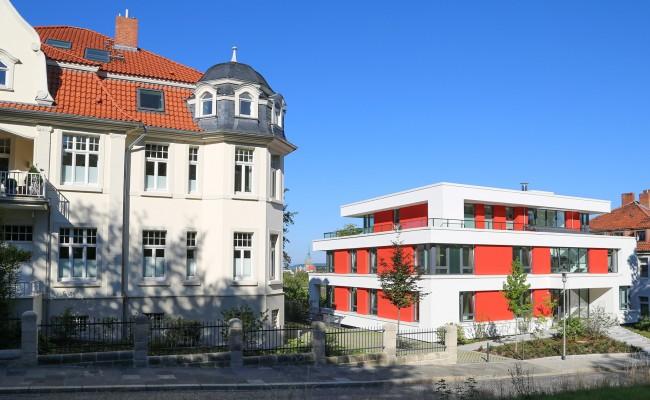 Neubau Mehrfamilienhaus in Hildesheim  