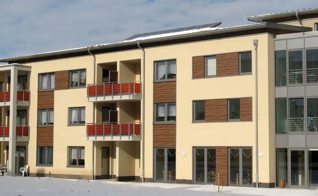 Neubau von betreuten Wohnungen in Hildesheim |