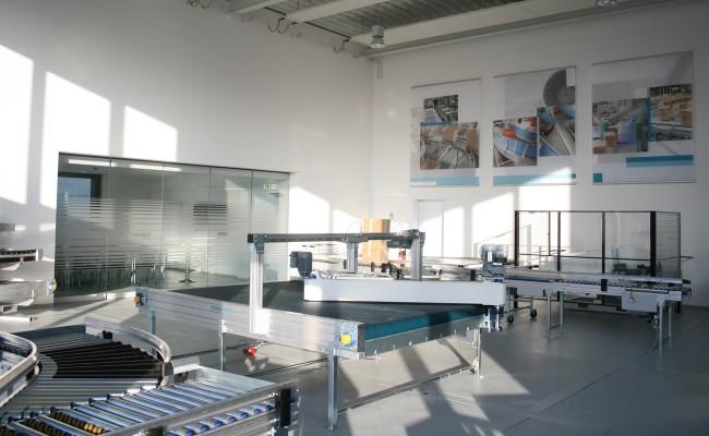 Ausstellungshalle Transnorm |