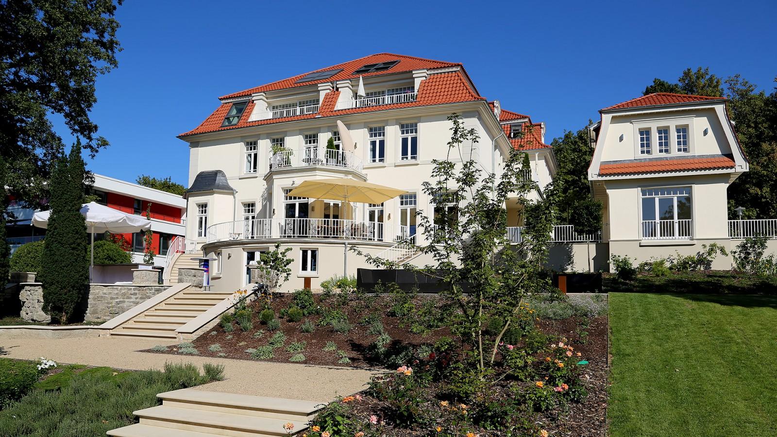 Umbau einer Villa in Hildesheim | JUNG - Architekturbüro, Innenarchitekturbüro Hildesheim