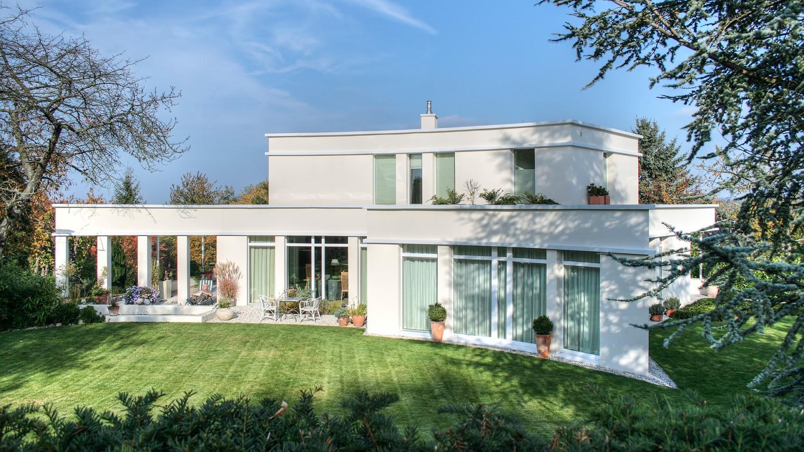 Neubau eines modernen Einfamilienhauses in Hildesheim | JUNG - Architekturbüro, Innenarchitekturbüro Hildesheim