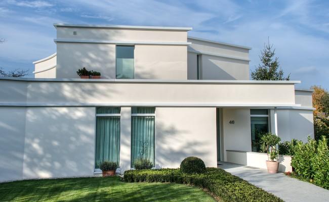 Neubau eines modernen Einfamilienhauses in Hildesheim |