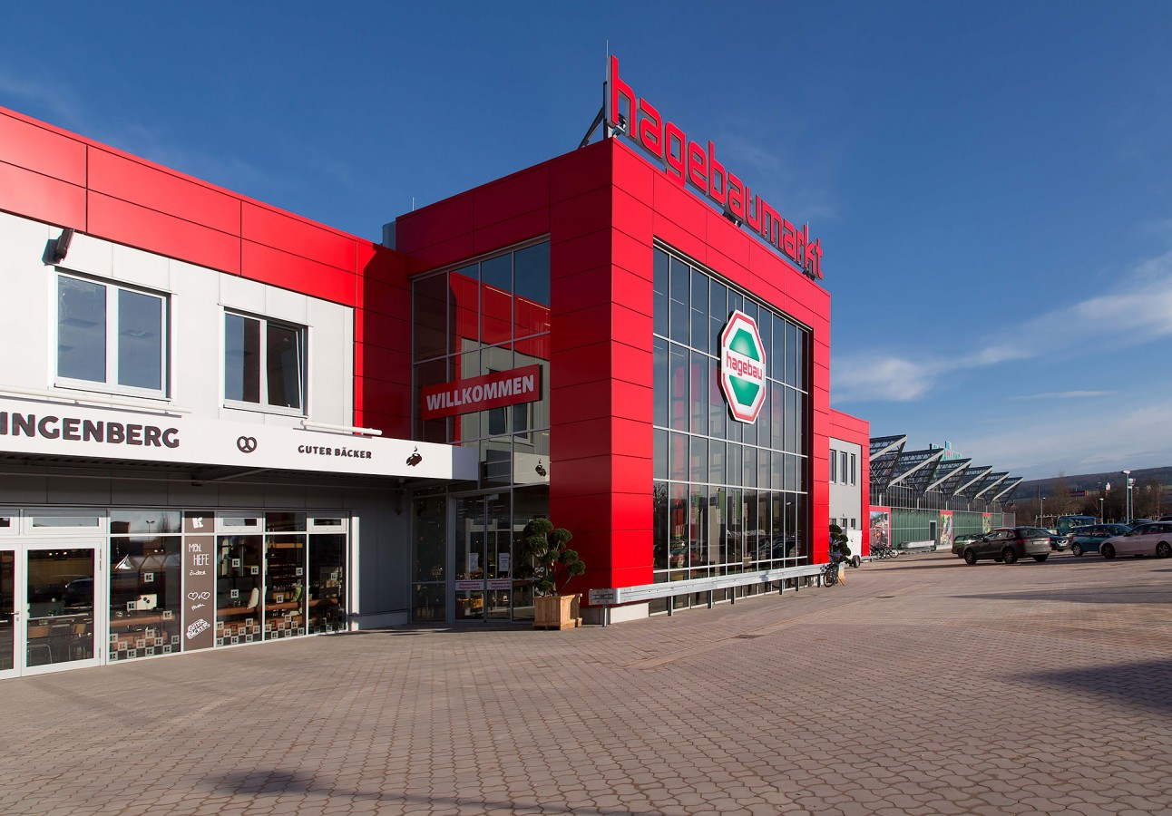 Hagebaumarkt Holzminden | JUNG - Architekturbüro, Innenarchitekturbüro Hildesheim