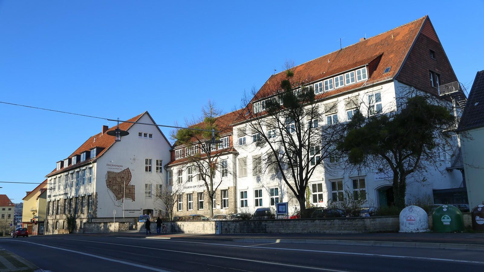 Architekten Hildesheim volkshochschule hildesheim jung architekturbüro