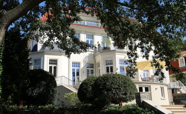 Umbau einer Villa in Hildesheim |