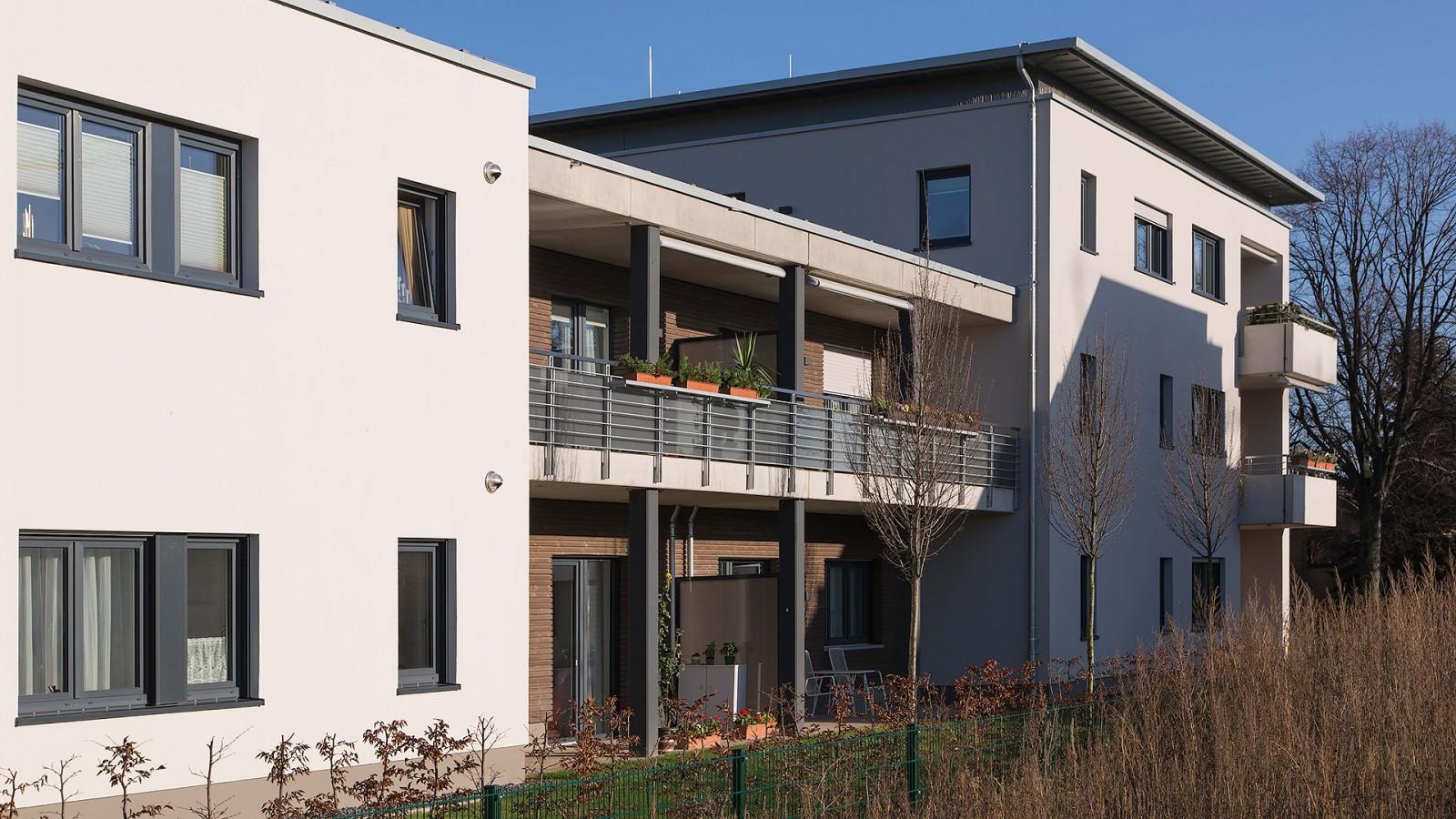 Architekten Hildesheim neubau betreutes wohnen in hildesheim jung architekturbüro
