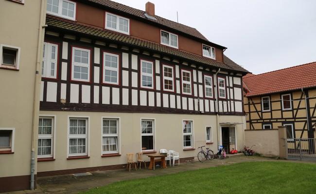 Umbau des ehemaligen Waisenhauses in Einbeck | Bestandsfoto vor dem Umbau