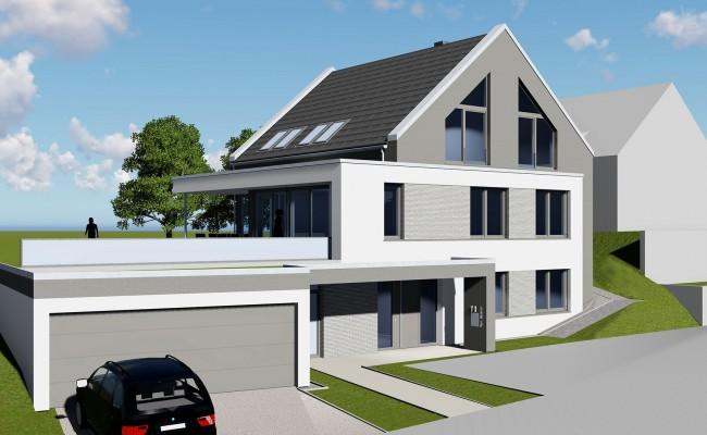 Neubau Einfamilienhaus in Itzum Hohe Rode