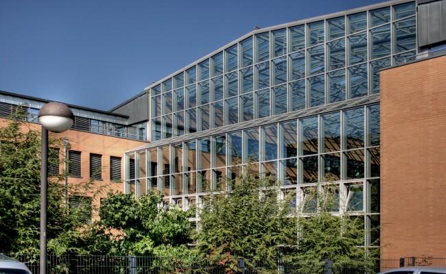 Verwaltungsgebäude Kreissparkasse |