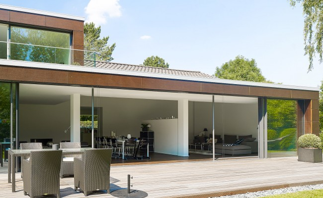 Anbau und Sanierung eines Einfamilienhauses in Hannover |