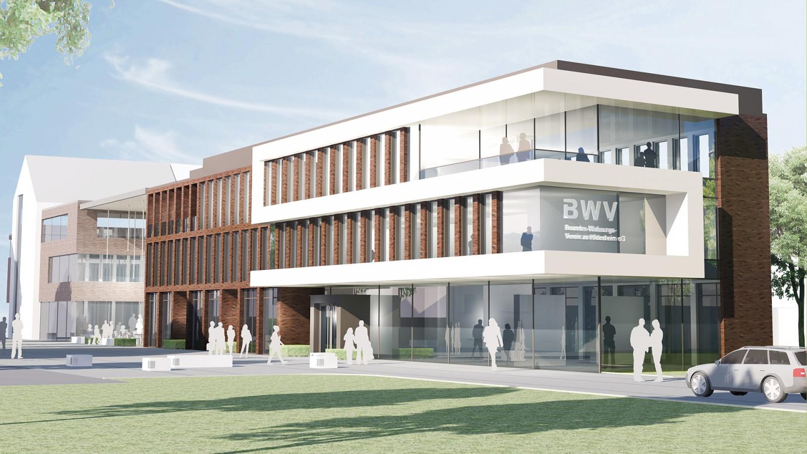 Wettbewerb BWV | JUNG - Architekturbüro, Innenarchitekturbüro Hildesheim