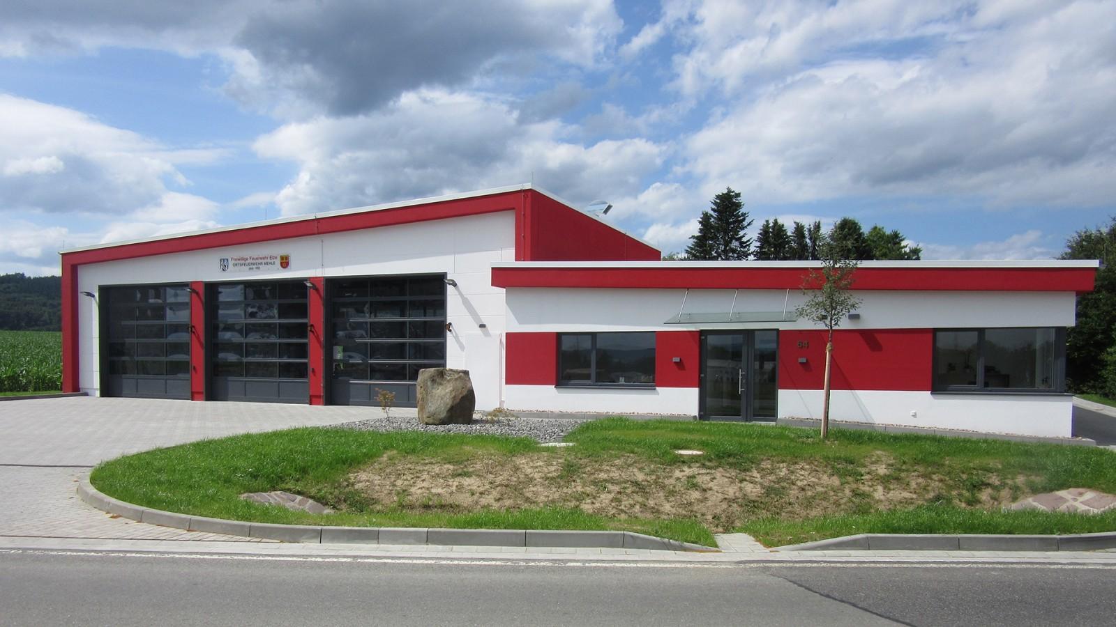 Feuerwehr Mehle | JUNG - Architekturbüro, Innenarchitekturbüro Hildesheim