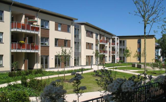 Neubau von betreuten Wohnungen in Hildesheim