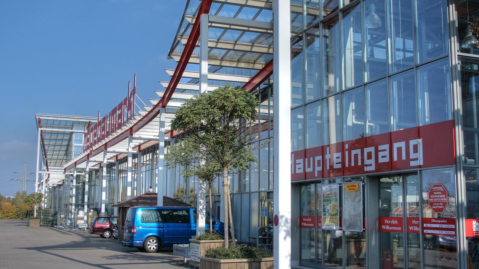 Hagebaumarkt Halle