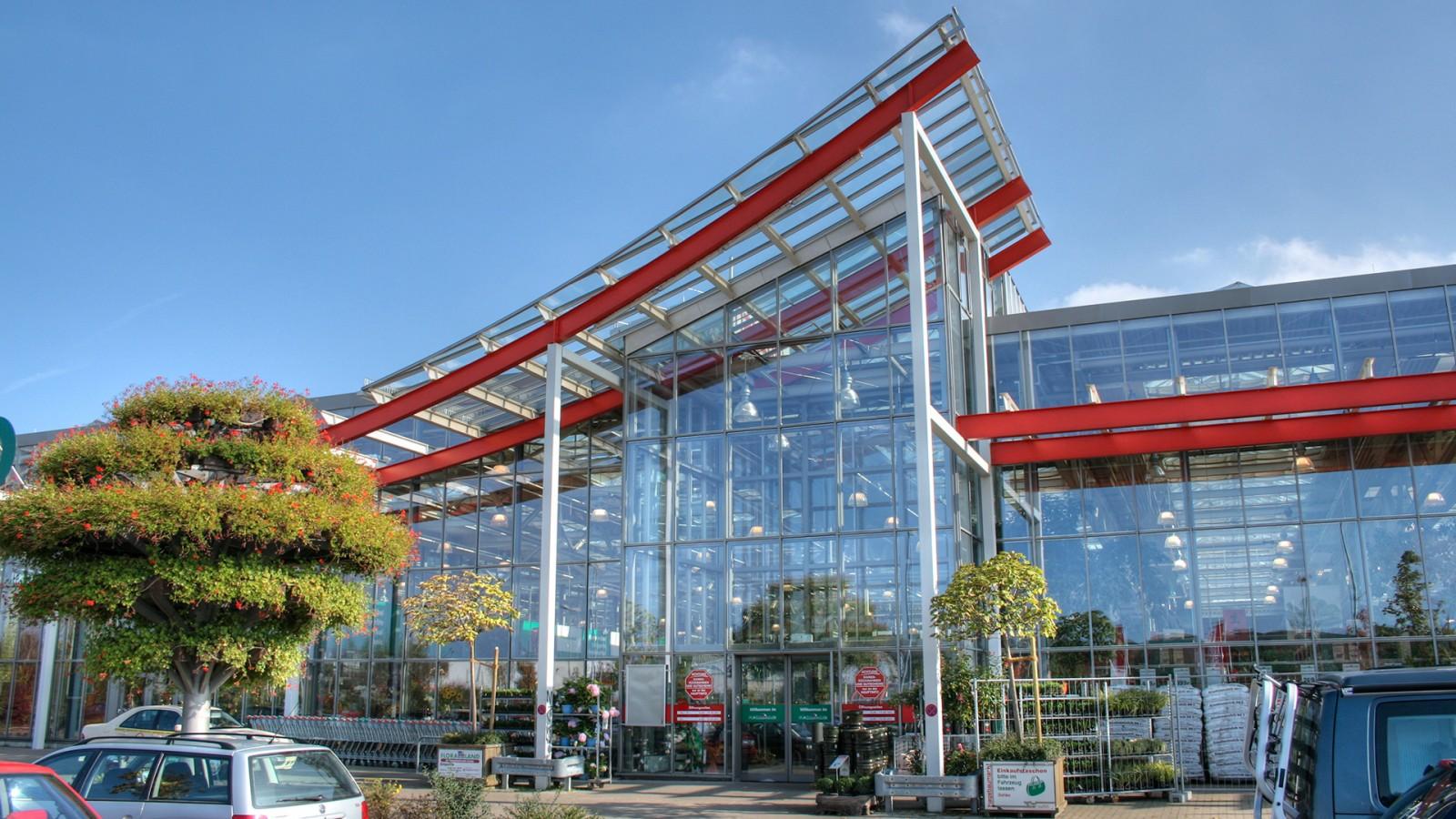 Hagebaumarkt Empelde | JUNG - Architekturbüro, Innenarchitekturbüro Hildesheim
