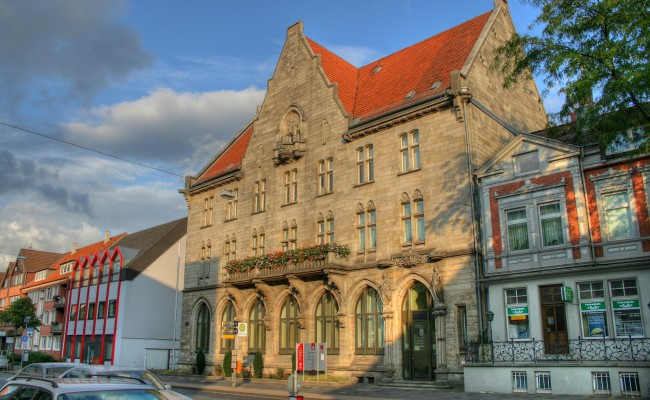 Umbau der ehemaligen Landeszentralbank |