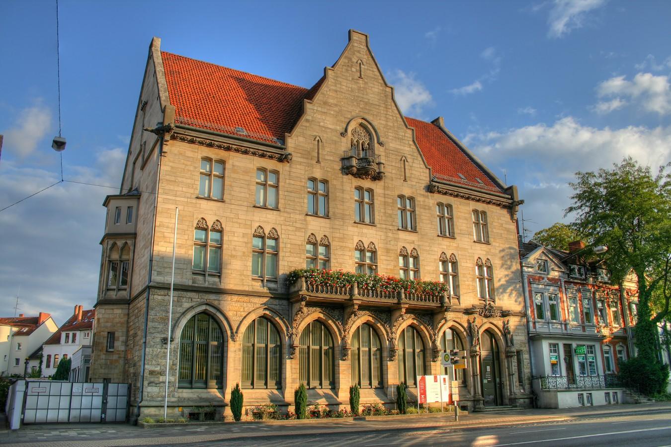 Umbau der ehemaligen Landeszentralbank | JUNG - Architekturbüro, Innenarchitekturbüro Hildesheim