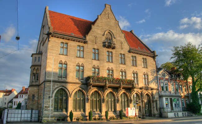 Umbau der ehemaligen Landeszentralbank