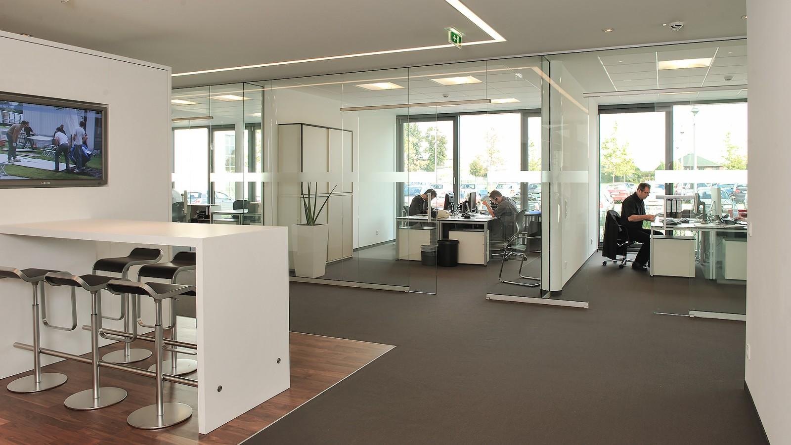 Medifox Hildesheim - JUNG - Architekturbüro, Innenarchitekturbüro ...