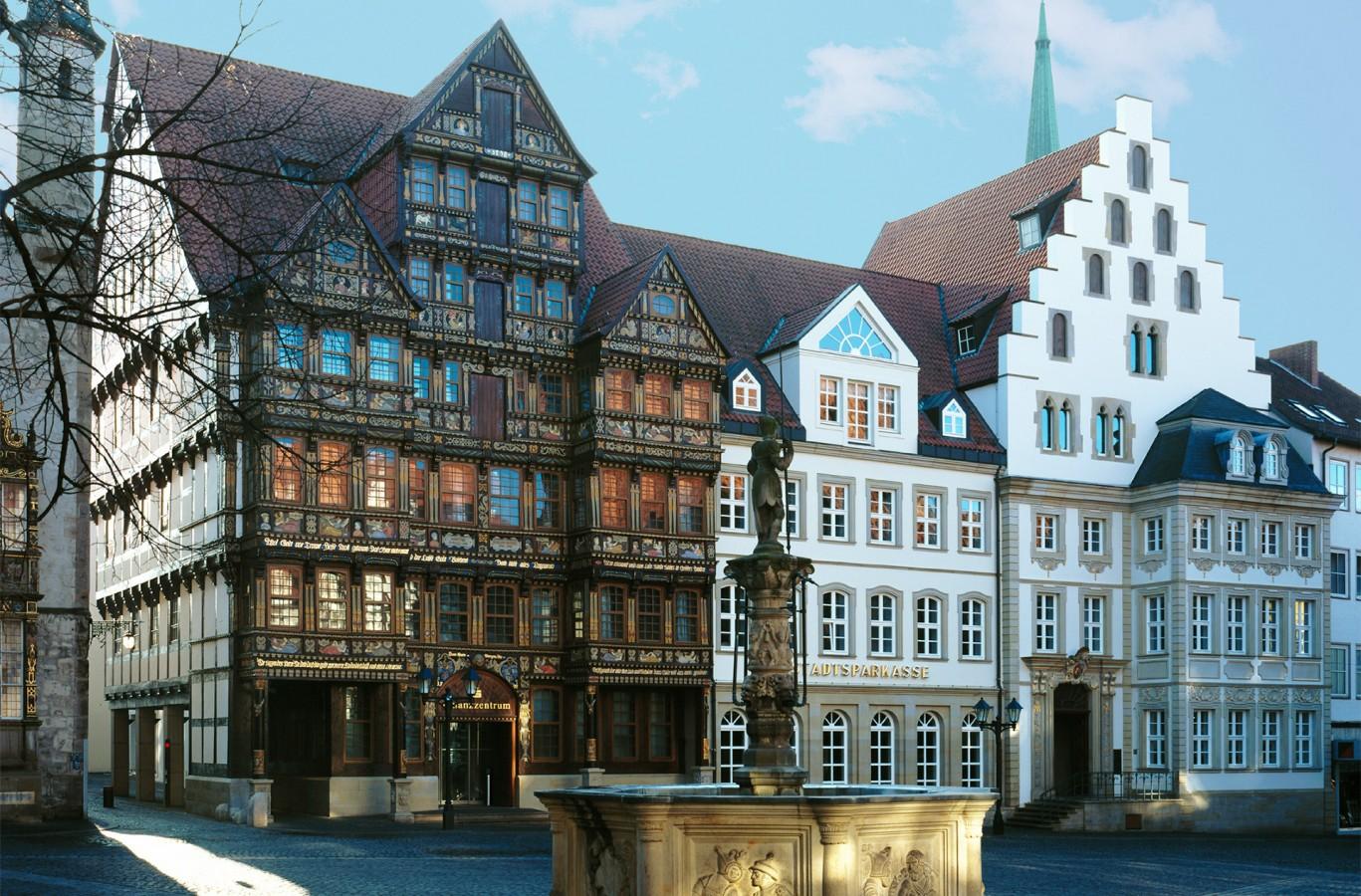 Hauptstelle Stadtsparkasse | JUNG - Architekturbüro, Innenarchitekturbüro Hildesheim