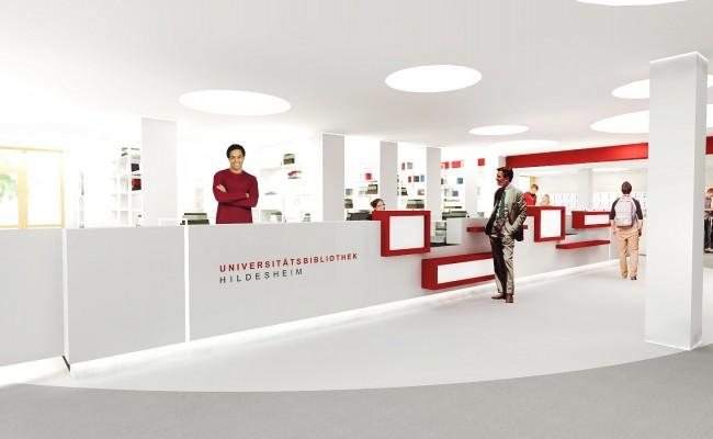 Universität Hildesheim Bibliothek |