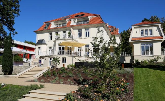 Umbau einer Villa in Hildesheim
