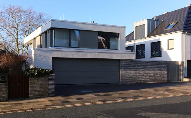 Umbau und Erweiterung eines Einfamilienhauses in Hildesheim |