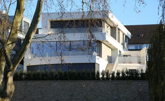 Umbau und Erweiterung eines Einfamilienhauses in Hildesheim