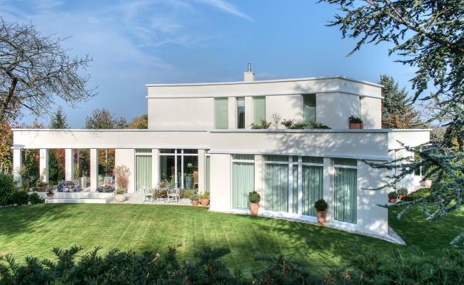 Neubau eines modernen Einfamilienhauses in Hildesheim
