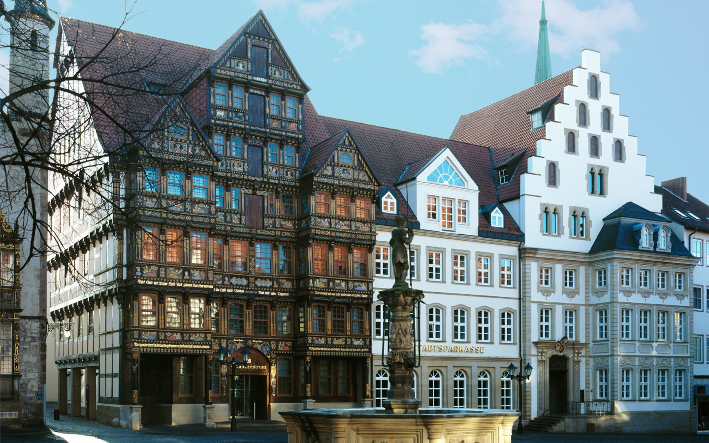 Hauptstelle der Sparkasse Hildesheim