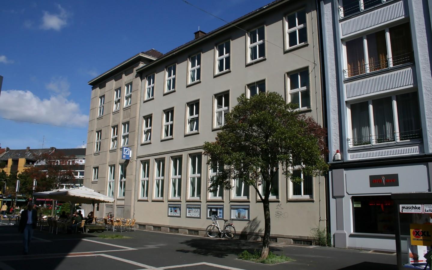 Büro am Angoulemeplatz
