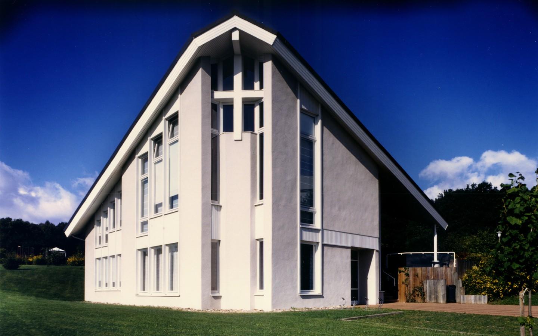 Gemeindezentrum in Neuhof