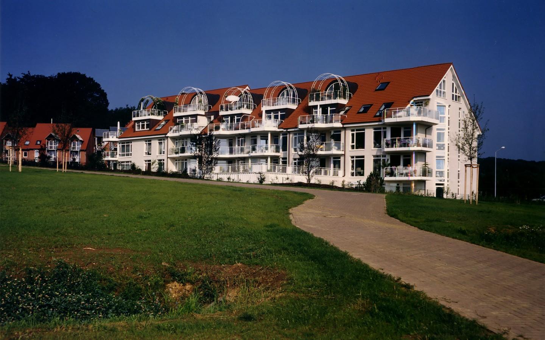 Mehrfamilienhäuser in Ochtersum