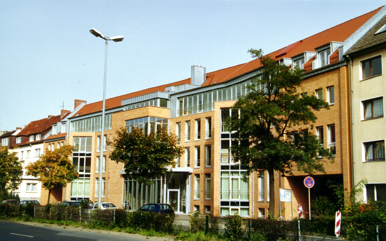 Haus Christophorus in Hildesheim