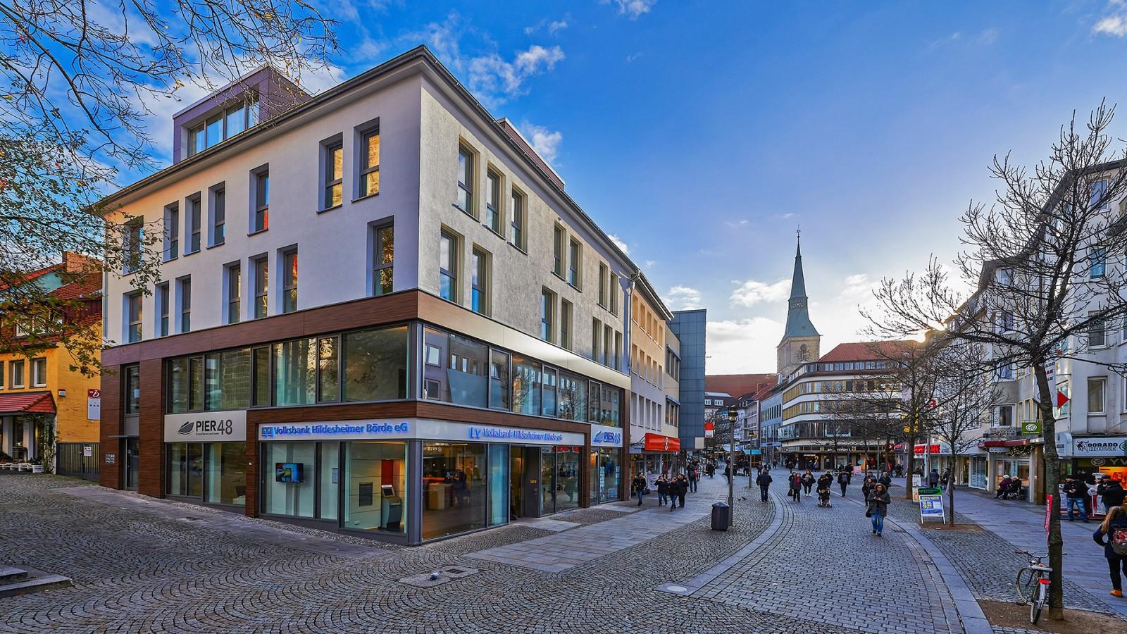 Filiale der Volksbank Hildesheimer Börde