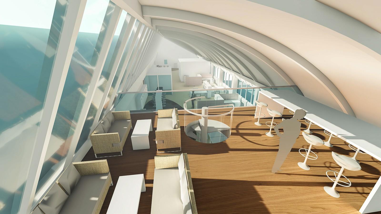 Planung Bosch Hildesheim | JUNG - Architekturbüro, Innenarchitekturbüro Hildesheim