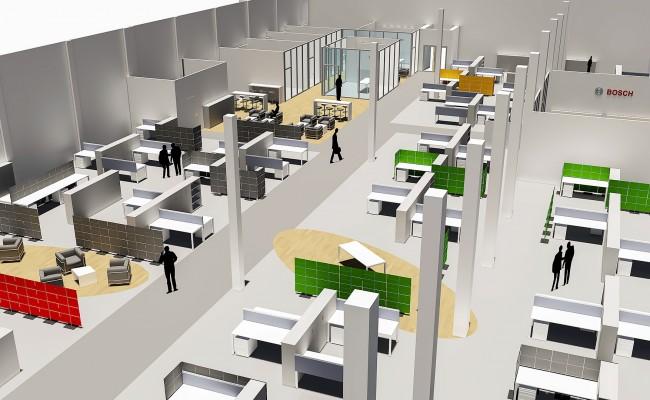 Planung Bosch Hildesheim |