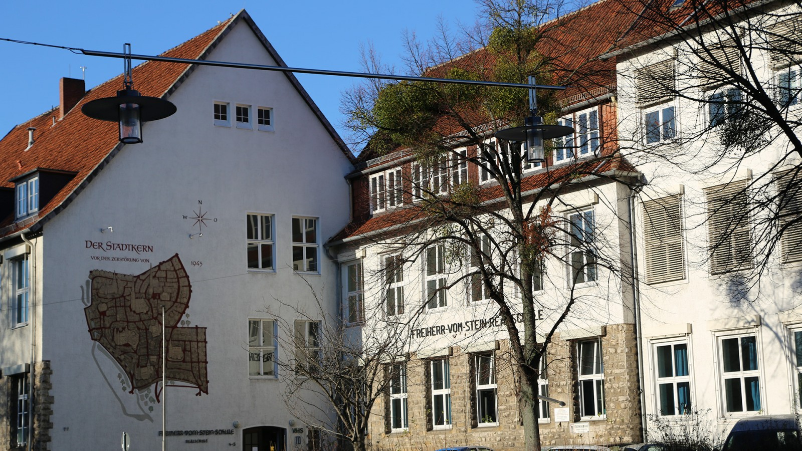 Volkshochschule Hildesheim | JUNG - Architekturbüro, Innenarchitekturbüro Hildesheim