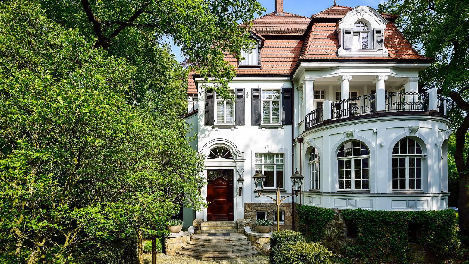 Umbau einer Villa in Hannover | JUNG - Architekturbüro, Innenarchitekturbüro Hildesheim