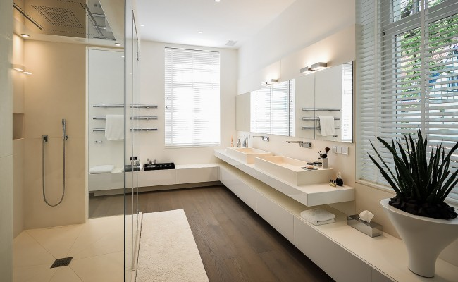 Umbau einer Villa in Hannover |