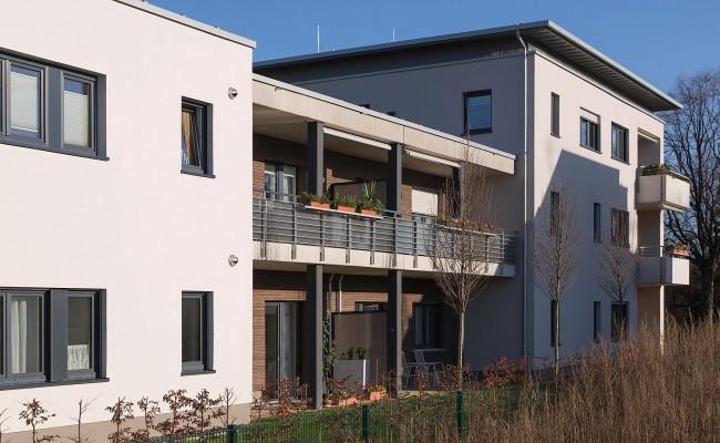 Neubau Betreutes Wohnen in Hildesheim |