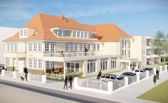Umbau eines Altenpflegeheims zum Betreuten Wohnen