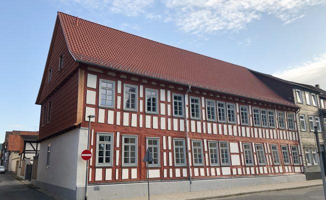 Umbau des ehemaligen Waisenhauses in Einbeck
