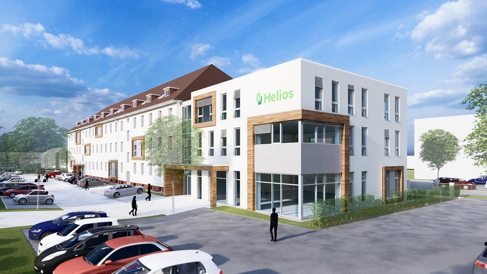BWV Umbau eines Bestandsgebäudes im neuen Ostend-Quartier | JUNG - Architekturbüro, Innenarchitekturbüro Hildesheim