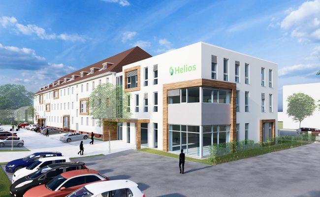 BWV Umbau eines Bestandsgebäudes im neuen Ostend-Quartier