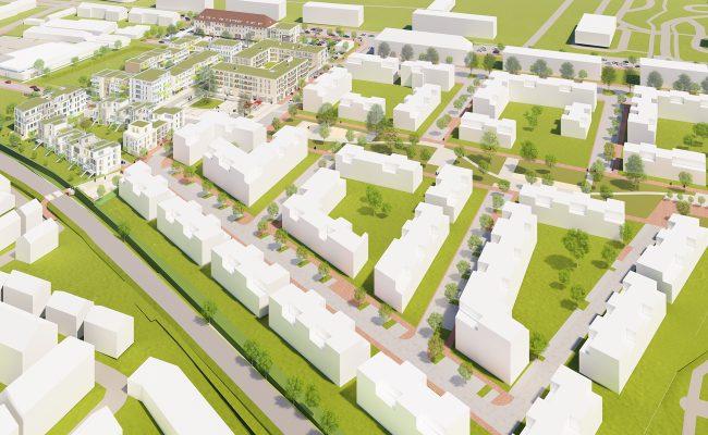 BWV Ostend-Quartier | Entwurfstand Juni 2020