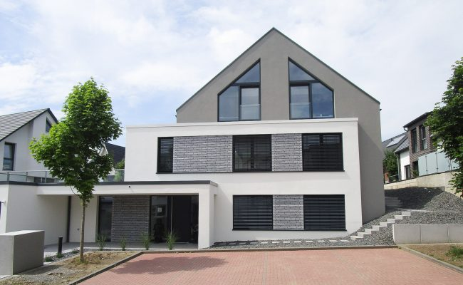 Neubau Einfamilienhaus in Itzum Hohe Rode |